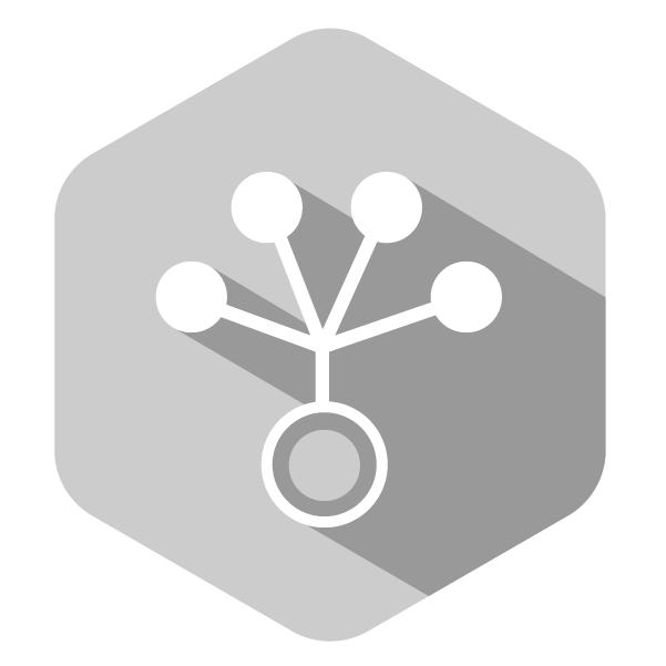 Icon_HEX_Gray-Processor-agnostic_Large