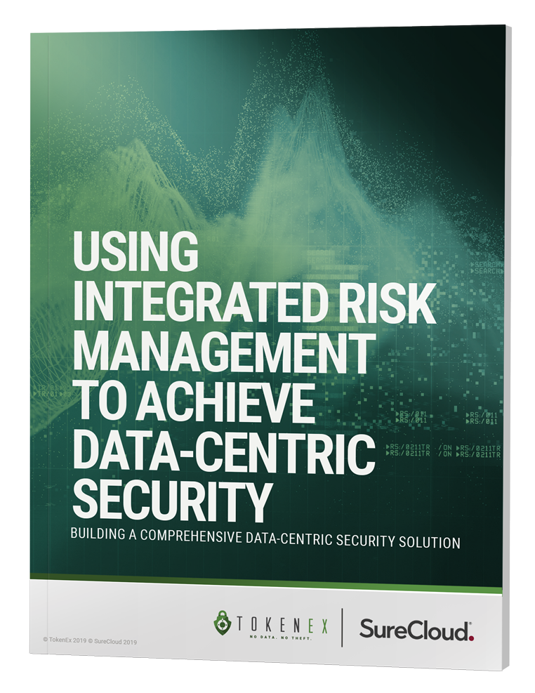 Using Integrated Risk Management to Achieve Data-Centric Security