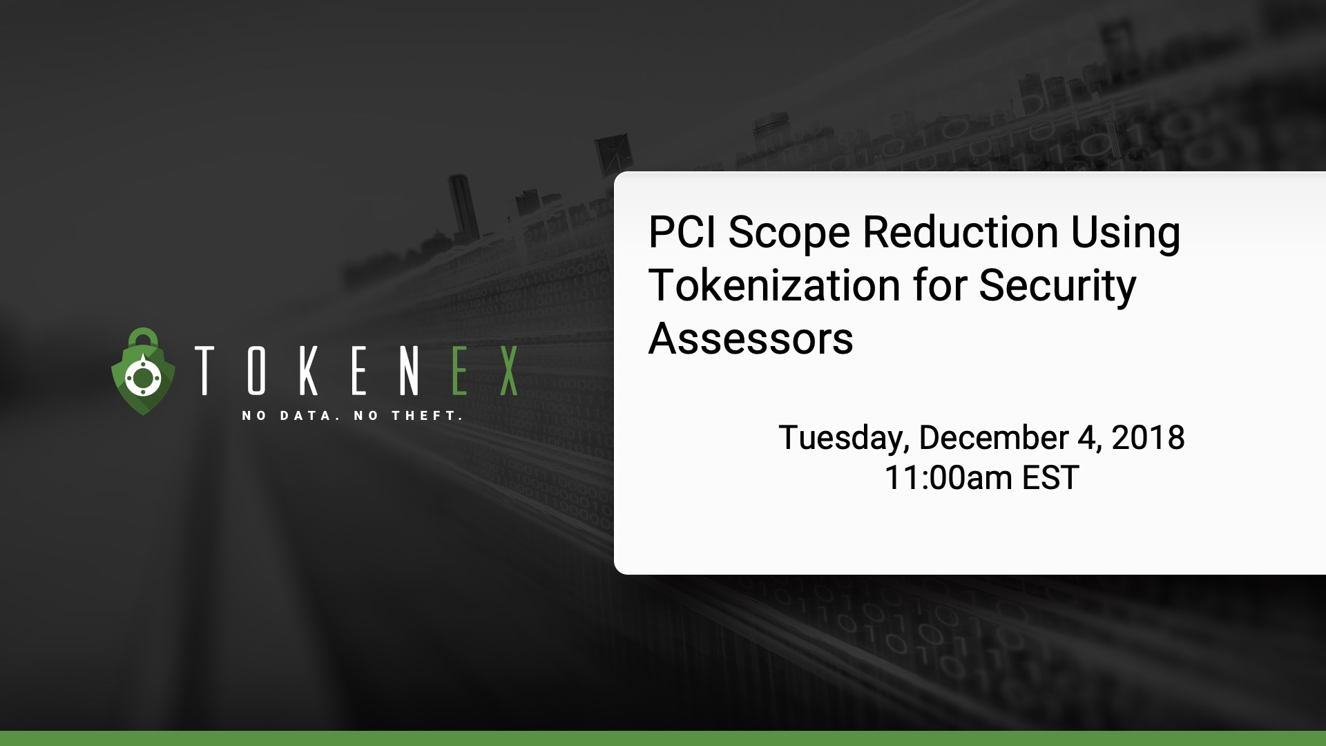 PCI Scope Reduction Using Tokenization for Security Assessors (QSA, ISA)