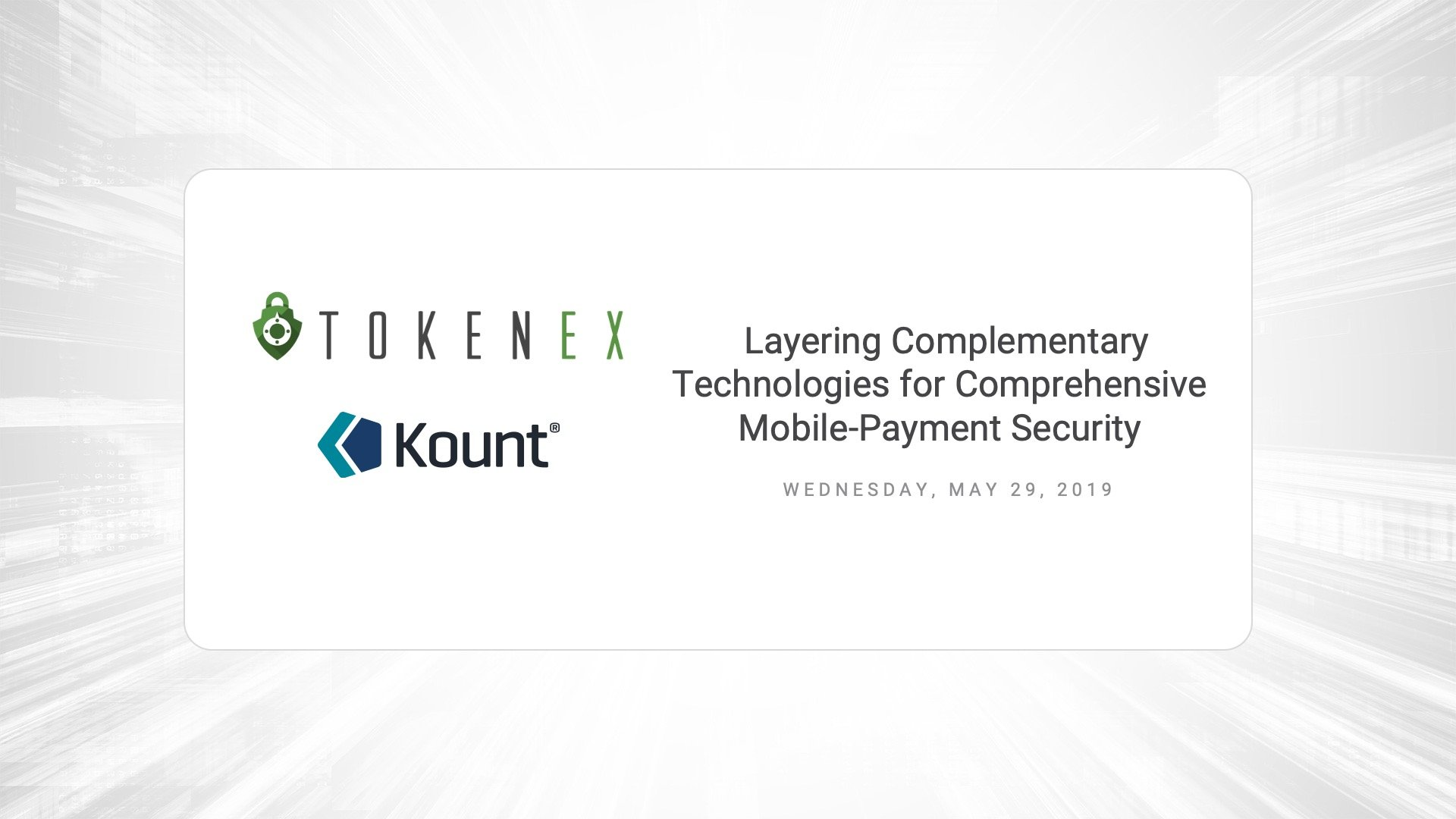 Layering Complementary Technologies for Comprehensive Mobile Payment Security