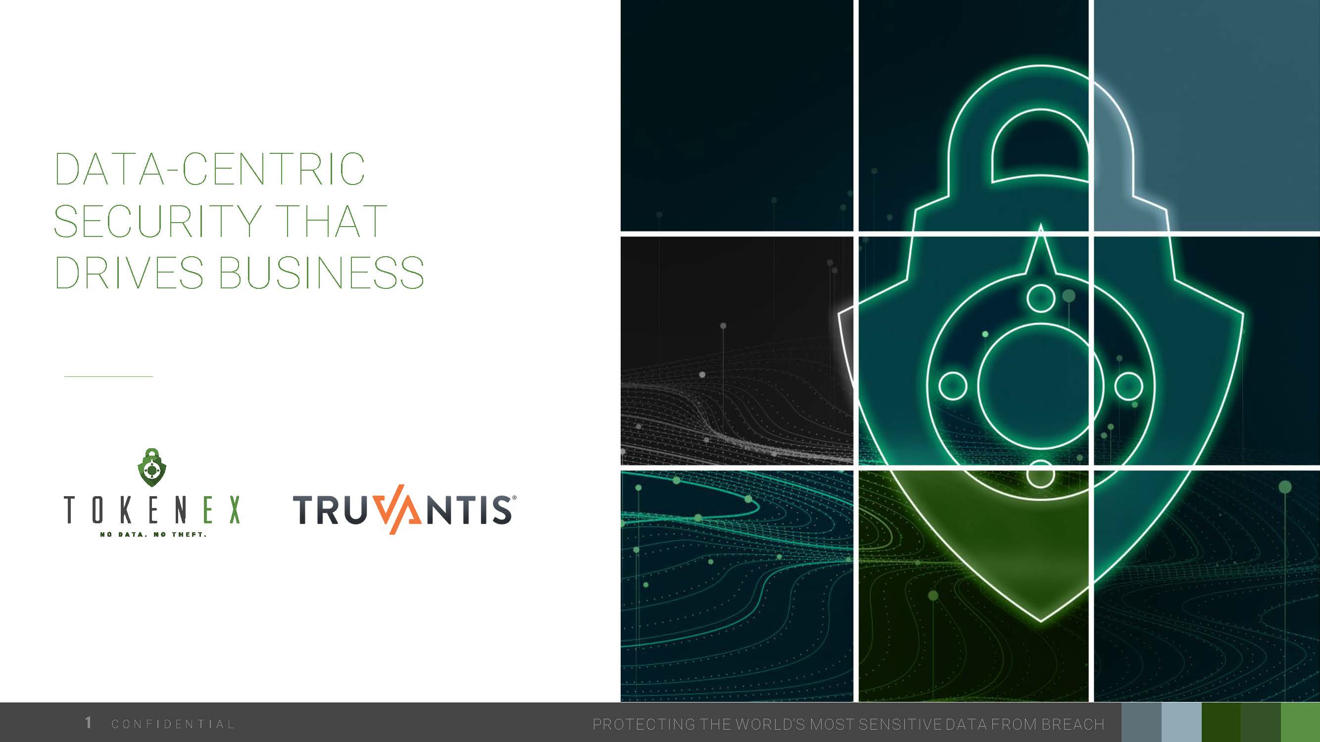 Data-Centric Security That Drives Business